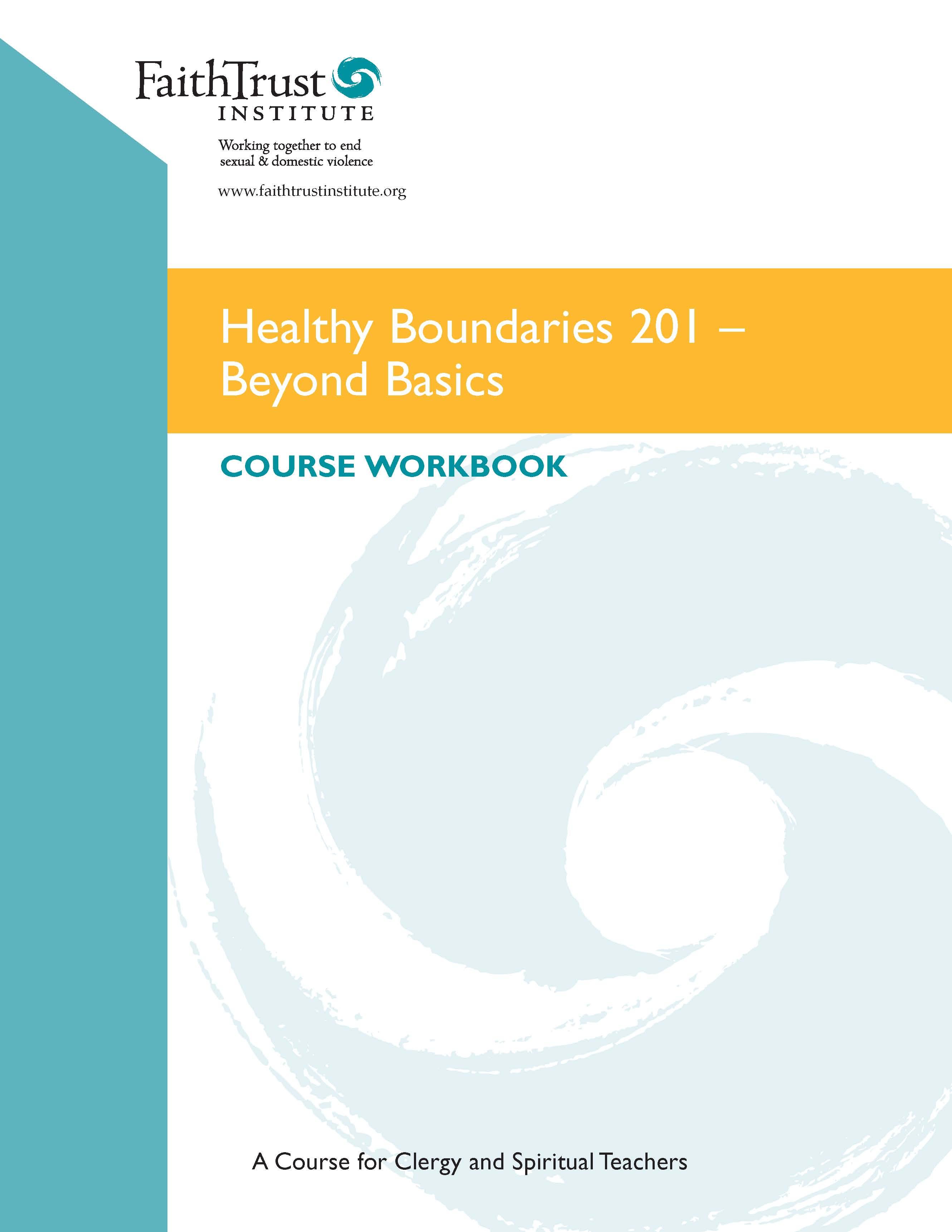 Workbook 201 Beyond Basics