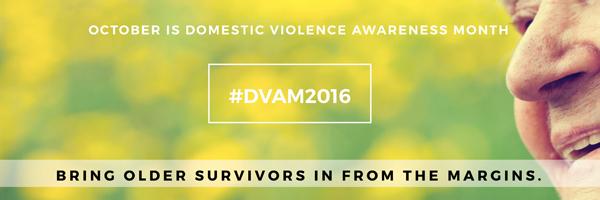 DVAM elder abuse