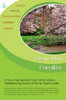 Peaceful Families Awareness Brochure