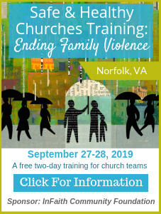2019 Safe & Healthy Churches