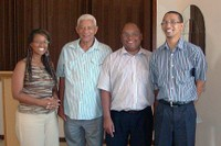 SAFFI Launch Religious Leaders Forum1