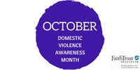 ELCA Bishop Eaton Recognizes DVAM