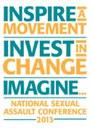 FaithTrust Institute at Nat'l Sexual Assault Conference