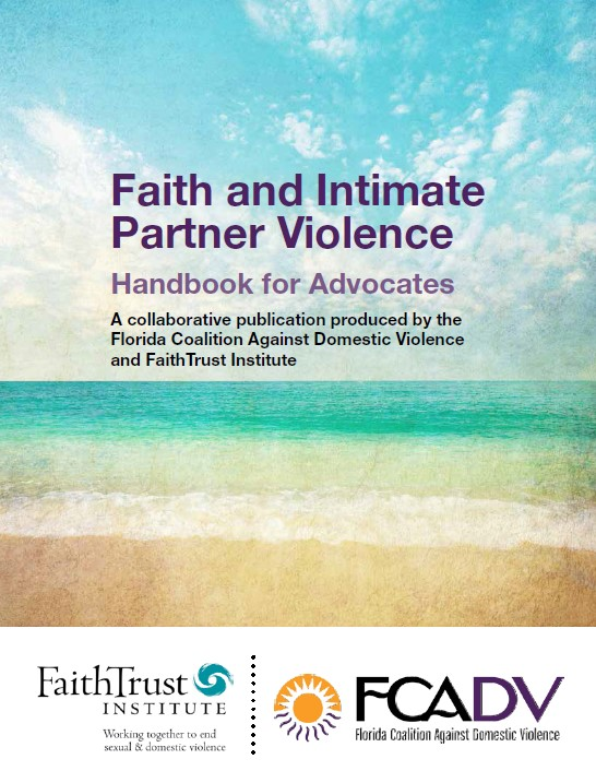 Free Advocate Handbook: Faith and Intimate Partner Violence