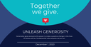 Giving Tuesday: December 1