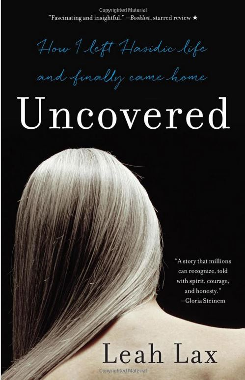 Meaningful Voices Book Club Selection for March: Uncovered