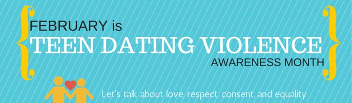 Feb Teen Violence Banner